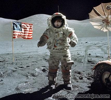 Imagen De Un Astronauta - Pics about space