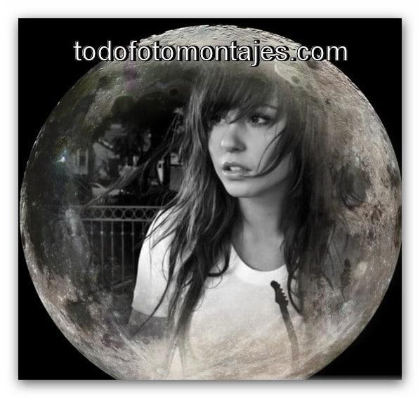 Fotomontajes gratis fotomontajes gratis page 78 for Que luna tenemos hoy