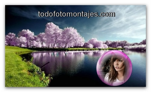 Fotomontajes de paisajes gratis
