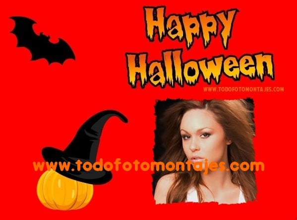 Fotomontajes Halloween Gratis