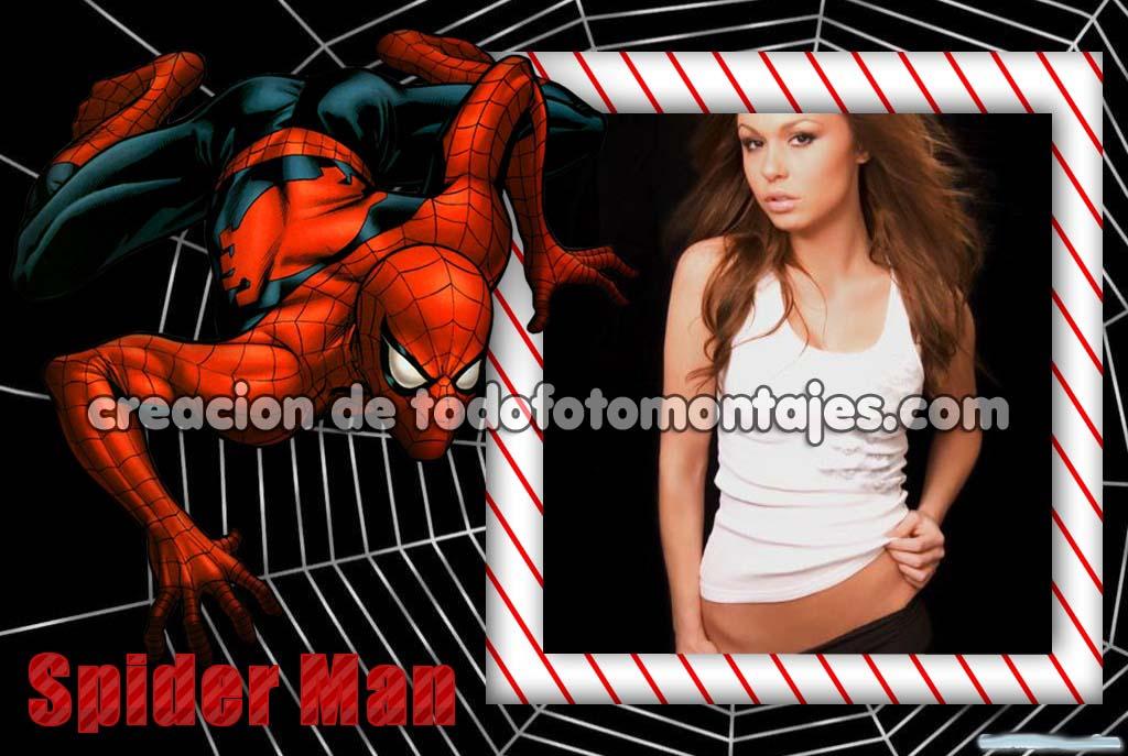 Fotomontajes De Spider Man