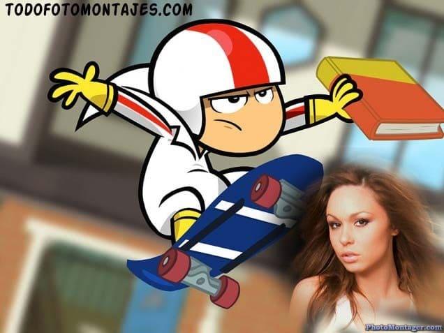 Kick Buttowski Es Uno De Los Dibujtos Animados De Disney Que Estan De