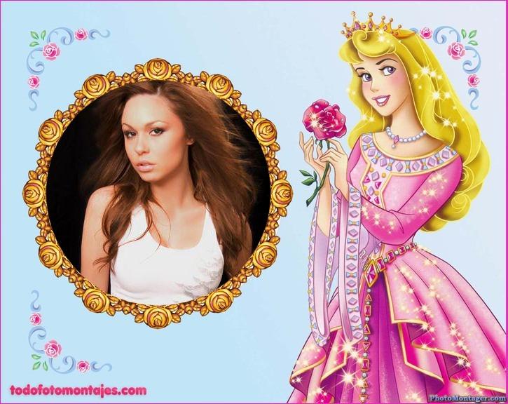 Fotomontajes De Las Princesas