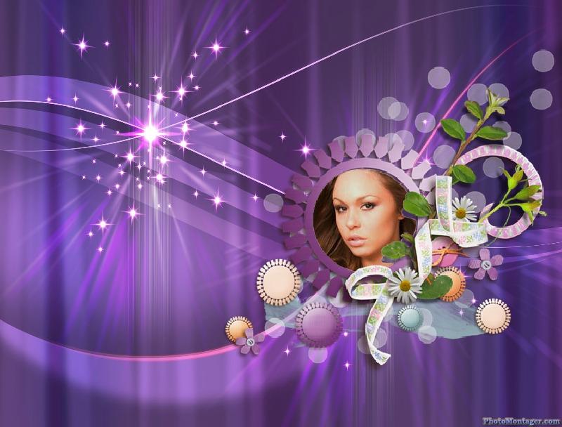 "... de fotomontaje violeta . Continue reading ""Fotomontajes online de"